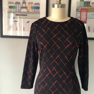 Tommy Hilfiger • Flounce Hem Dress